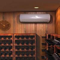 Кондиционеры для винных погребов и комнат