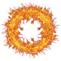 Технологии визуализации пламени в электрокаминах