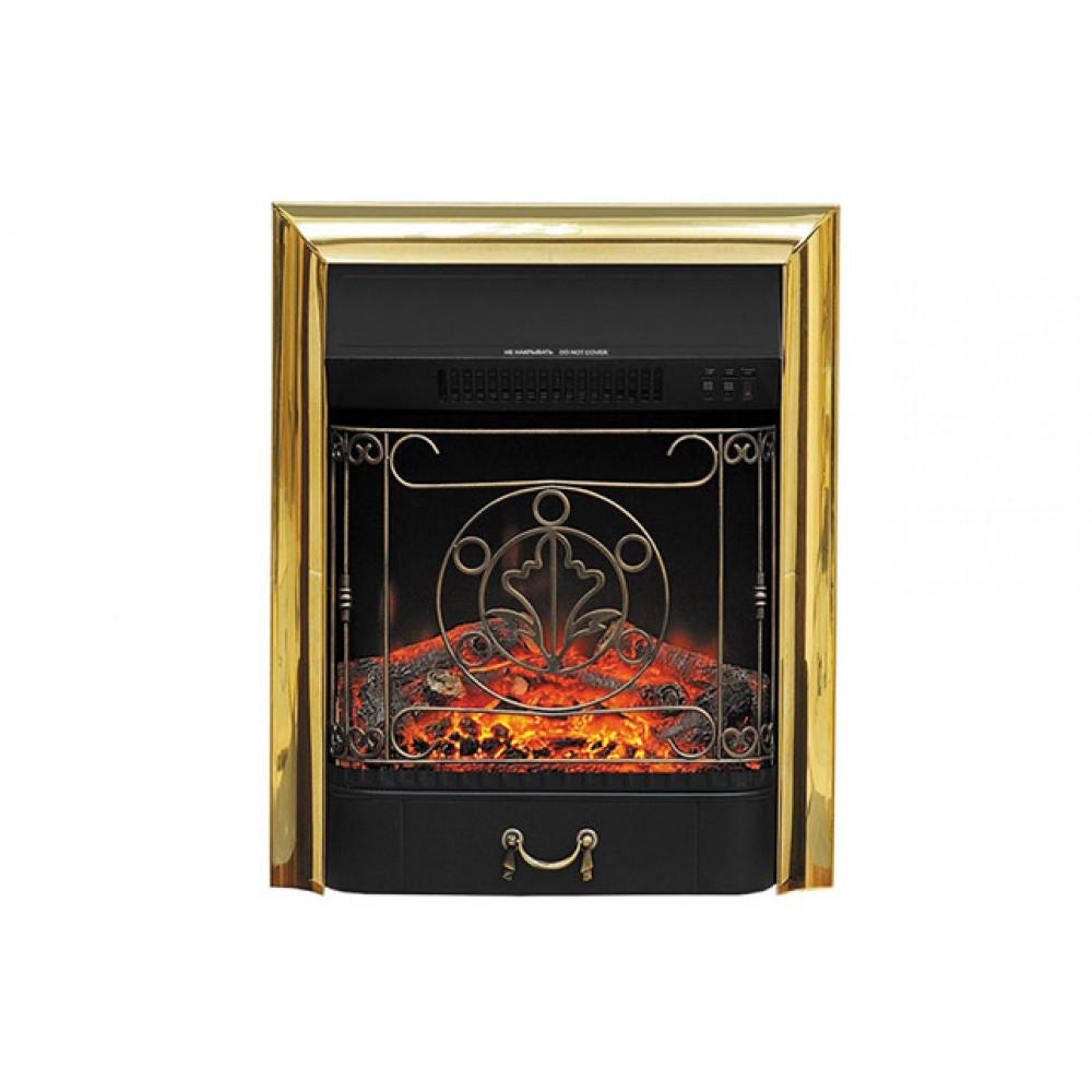 Электрокамин Royal Flame Majestic FX Brass