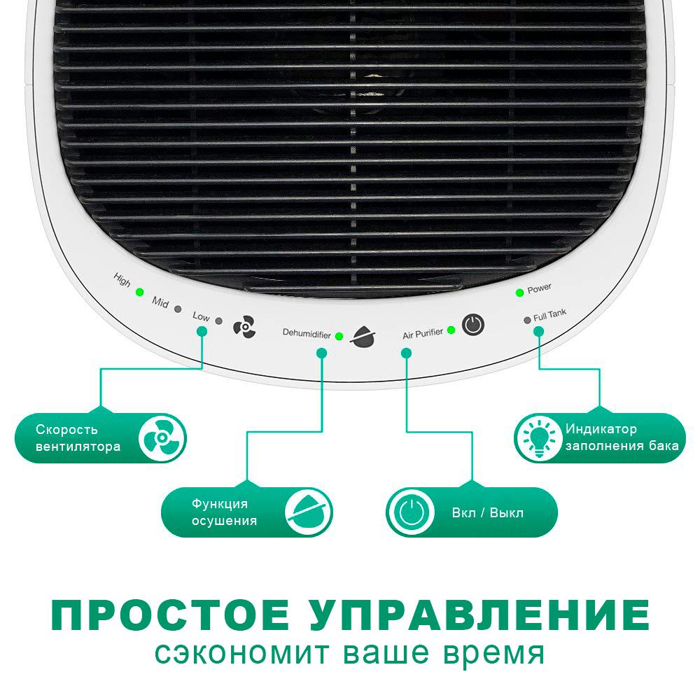 Осушитель воздуха Kadis Q8