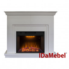Каминокомплект IDaMebel Montreal Goodfire EF26S